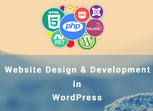 I will develop a simple, easy to use, professional website for your business in WordPress CMS