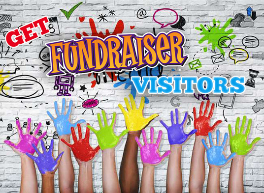 I will send you targeted visitors to your CROWDFUNDING fundraiser campaign