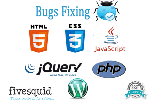 I will solve your all Web Development issue (HTML,CSS,JavaScript,jQuery,PHP,WordPress) etc