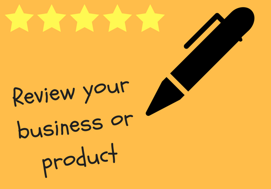 I will write you a great review on any website