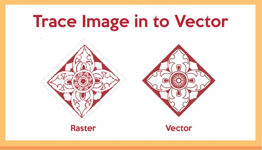 I will create vector design
