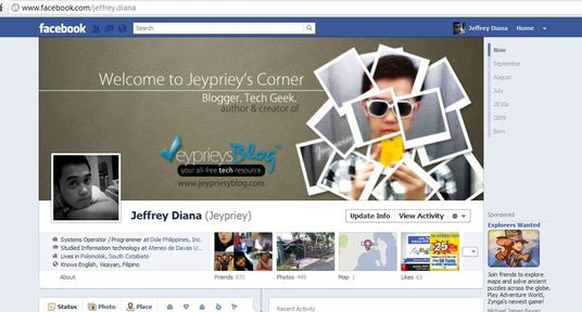 I will create Facebook Cover