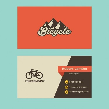 Logo Design with Free Business Card