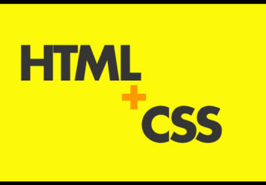 fix HTML or CSS errors