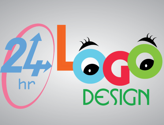 I will design a LOGO within 24Hrs
