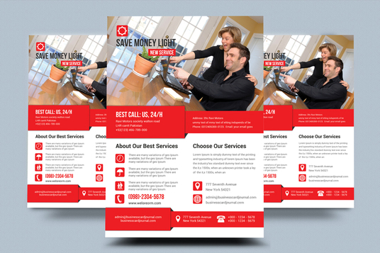 I will design eye catching Flyer,Brochure, Poster
