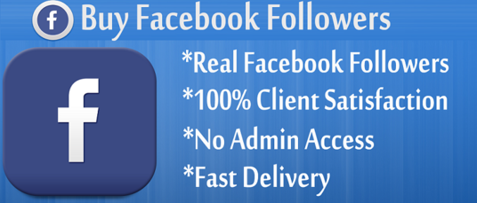 I will add over 500+ High Quality Facebook Profile Followers Subscribers to your FB Account
