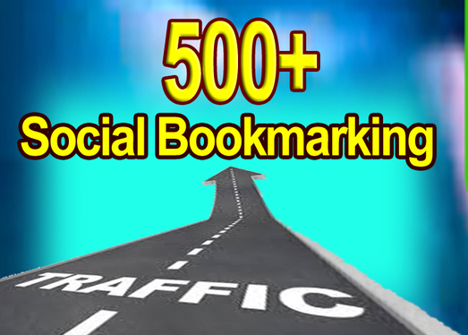 Build 500 Social Bookmarks Links