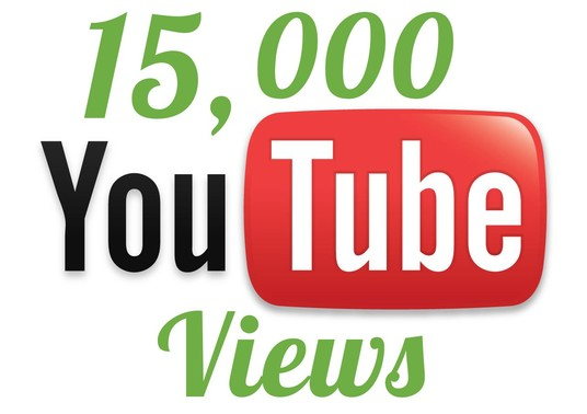 I will add 15000 youtube views on your video