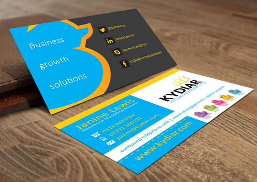 Design 3d business card that will be simple clean and memorable