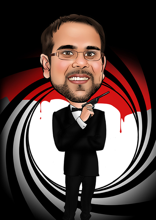 I will provide the cheapest full colour and full body caricatures made from your photos!