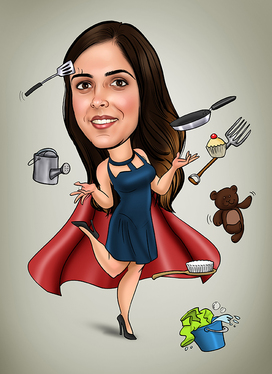 Car Financial Services >> Provide the cheapest full colour and full body caricatures made from your photos! for £20 ...
