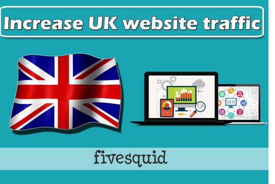 I will Drive 8,000 (UK) Traffic to your site