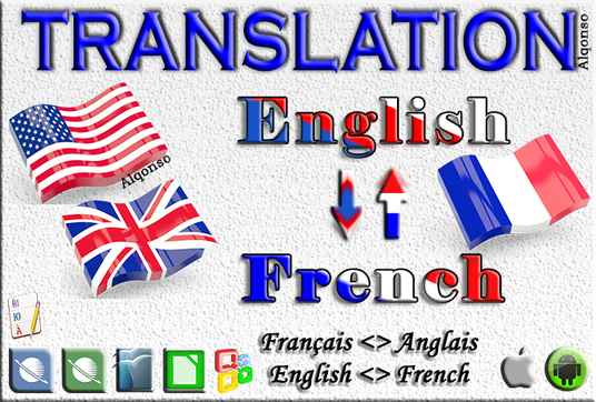 Translate English to French or French to English for £5 : abcrso ...