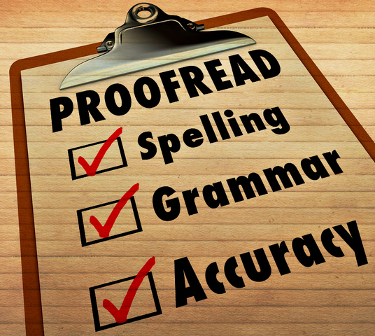 I will proofread and edit your document up to 2000 words