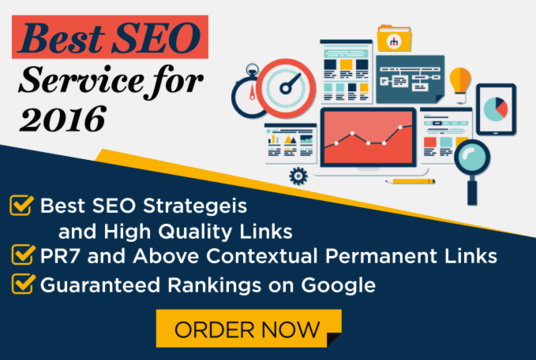 I will build Exclusive Seo Link 2016 v1 for Page 1 Rankings