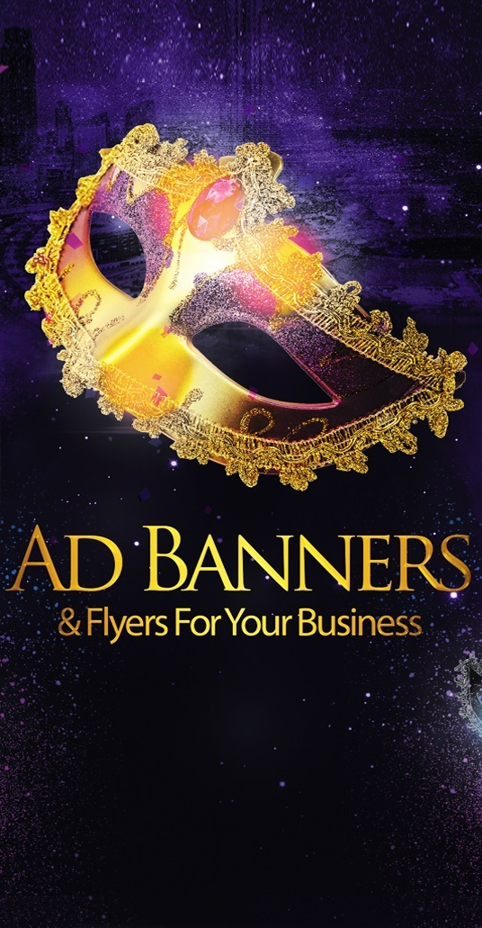 I will Design Amazing Flyers, Banners, Posters and PostCards