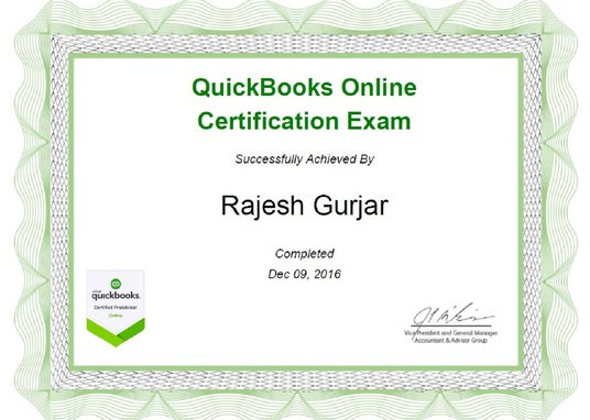 I will Clear your QuickBooks online Pro-Advisor Exam