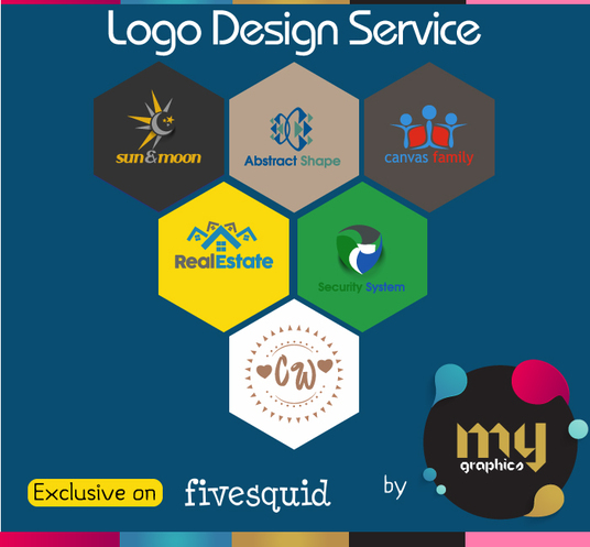 I will  Design an Eye Catching Logo for Your Business which 'll Enhance Your Business to Nex