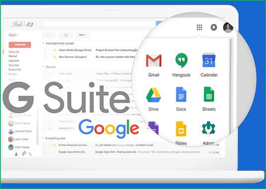 I will help with anything related to google Apps,G SUIT