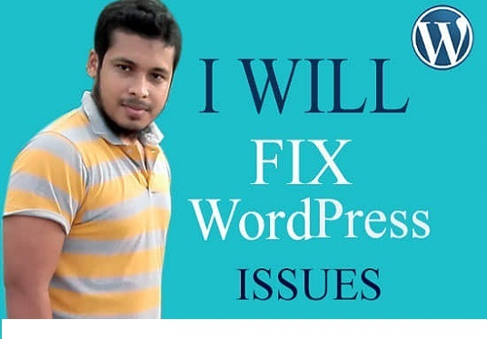I will fix WordPress  error customize WordPress Theme
