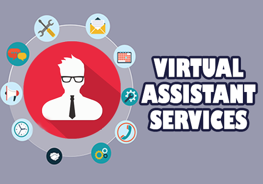 I will work as your reliable VIRTUAL ASSISTANT