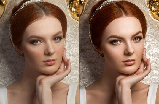 retouch ReDesign And Edit 5 IMAGES In PhotoShop