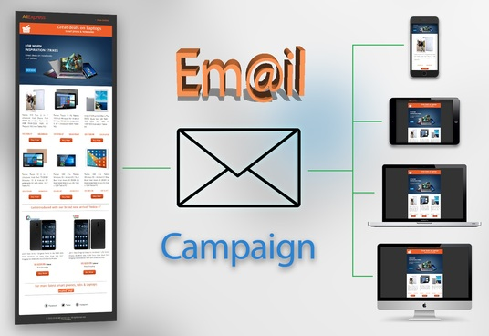 I will create editable responsive email template