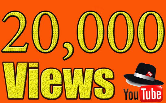 I will Give You High Quality 20,000+YOUTUBE views
