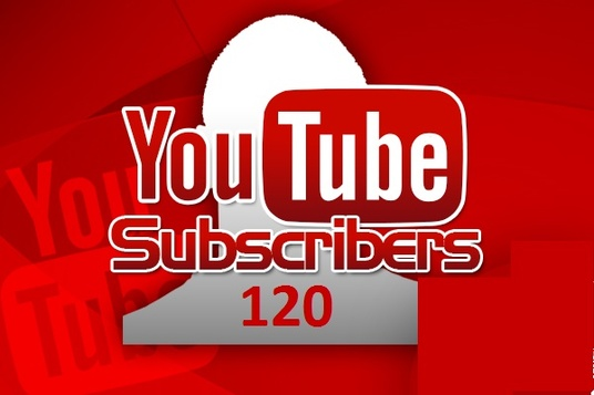 I will add 120+ Youtube subscribers - Permanent & Safe