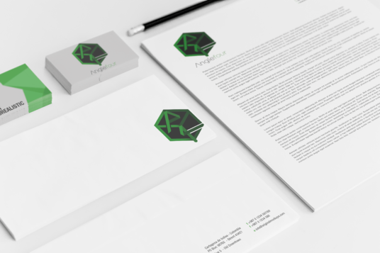 I will Design Company Stationary for your freelance work or company/business (Letter heads, cards