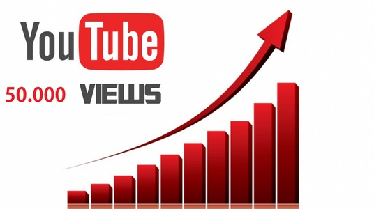 I will provide 50,000 High Retention Permanent YouTube Views