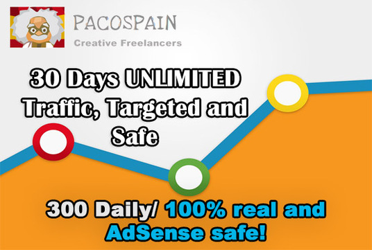 cccccc-Send 30 Days UNLlMITED Traffic to your website