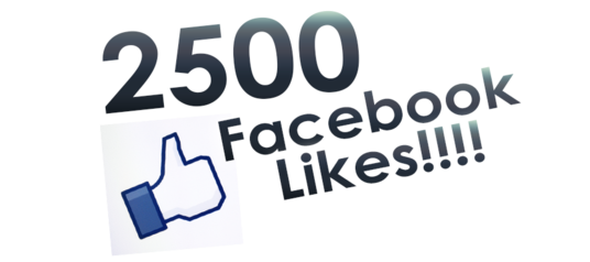 I will give 2500 non drop fanpage likes