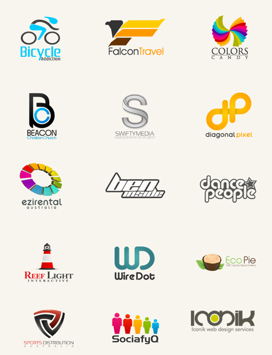 I will design 2 Awesome and unique logo for you