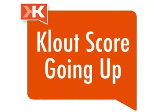 I will give you +10Ks to your Klout account. My score is 81 I am ranked number 1 In Many Klout To