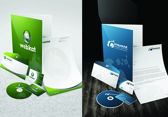 I will design Business Card,Letterhead,Folder, Envelope with print ready files