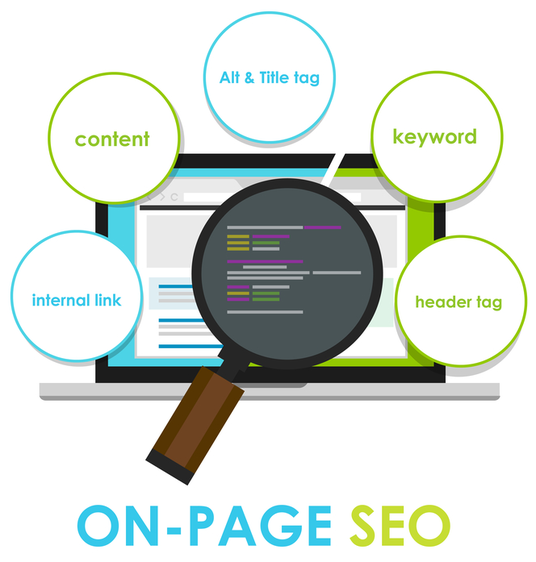 I will do top notch ONSITE / ONPAGE seo for your business, website or blog