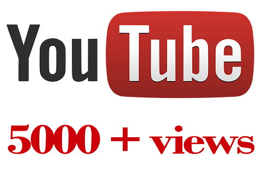 I will promote your YouTube video with views, likes