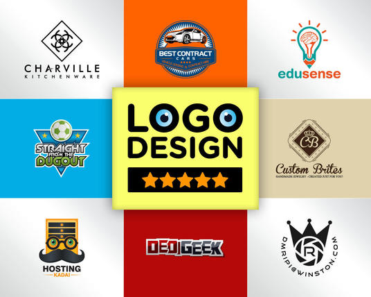 I will Unique, Creative and Professional Logo Designs