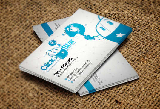 I will design MAGNIFICENT business card