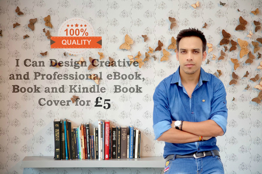 I will Design Creative and Professional eBook and Kindle Book Cover
