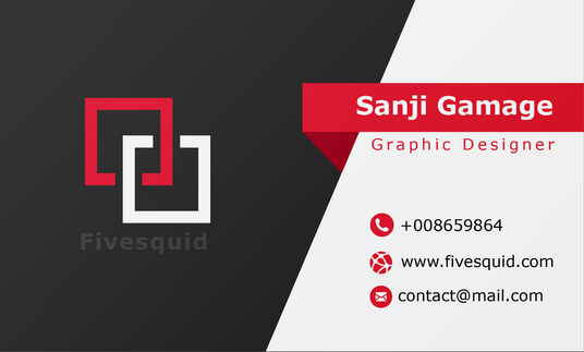 I will create Business Card in 24 hours