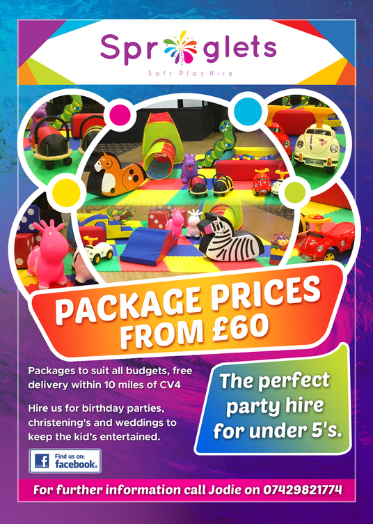 I will design kids event or birthday party flyer or leaflet in 24 hours