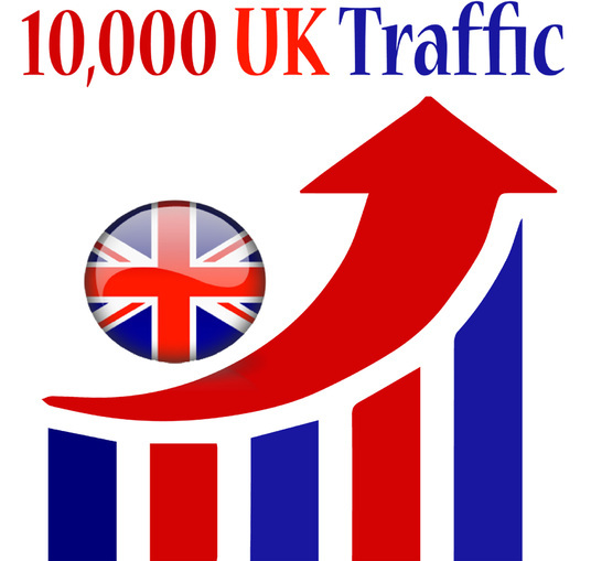 I will Send 10,000 UK Traffic  Real Human Hits to Improve your Alexa Rank, Top Search Engine Traf