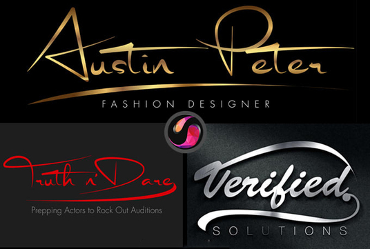 I will design outstanding signature logo for you