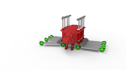 I will  create 3D /2D object in SolidWorks.
