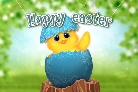 create all 5 Easter greeting videos