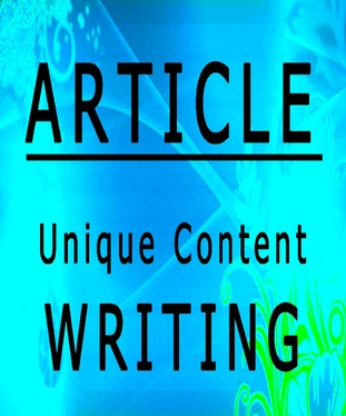 provide original content and article writing