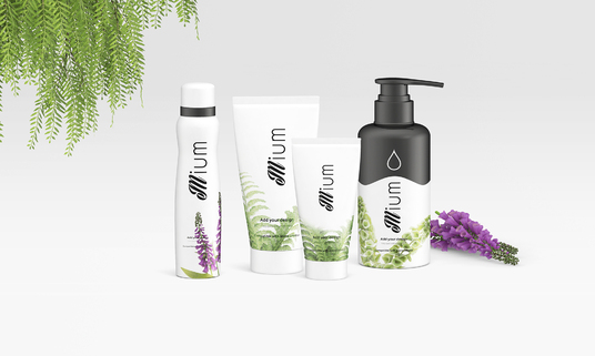 I will design a professional label for your product